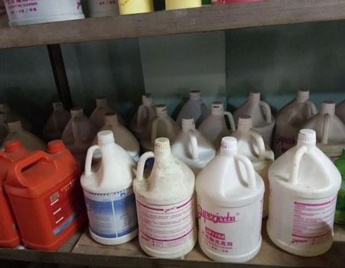 中央空调清洗剂